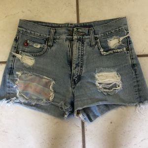 Miss Sixty denim shorts